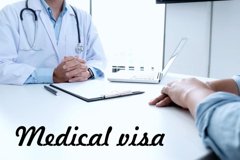 ویزای پزشکی چیست؟
