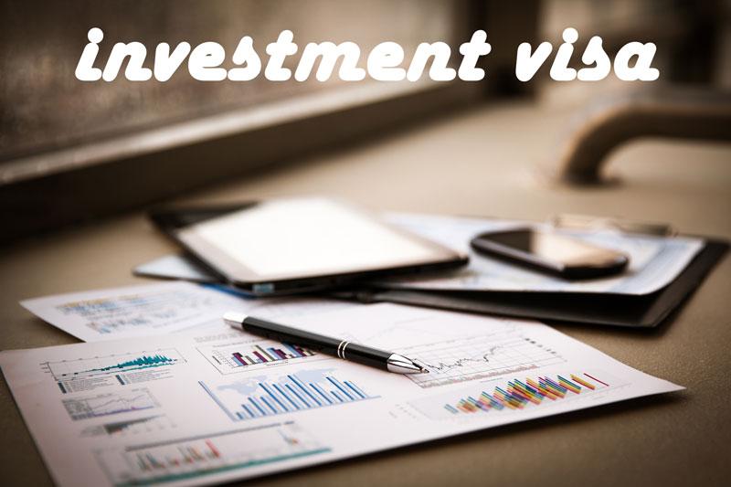 ویزای سرمایه گذاری چیست؟