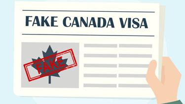 ویزای جعلی کانادا با همکاری تبهکاران ایرانی و کانادایی